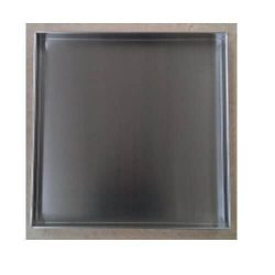 Drypbakke / Spildbakke til 50/50 cm opvaskebakker, ALU
