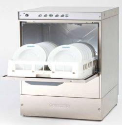 Industriopvasker EVO5000, 50x50cm, integreret blødgørings-mulighed