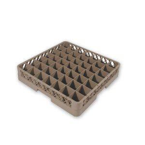 Opvaskebakke til glas/krus/kopper til industriopvasker