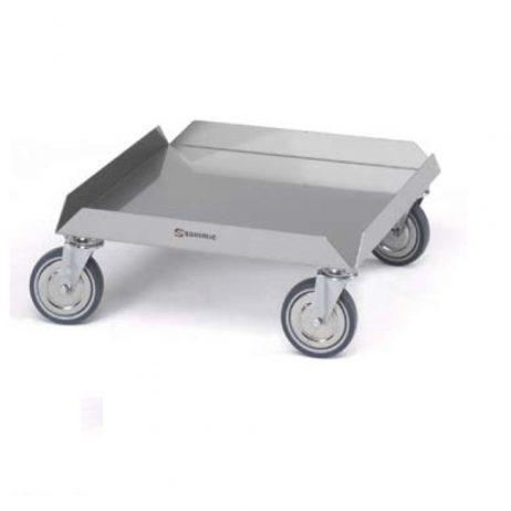 Trolley til 50x50cm opvaskebakker, Sammic CCV